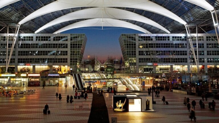 Munich Airport's passenger numbers decline to 11.1 million
