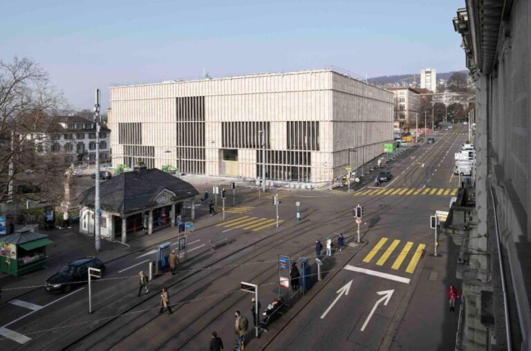 Kunsthaus Zurich museum to unveil massive new extension in October 2021