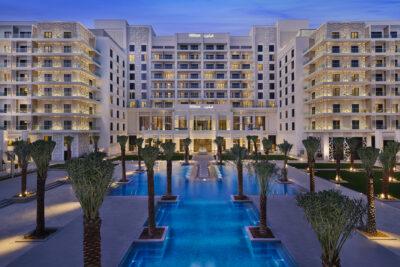Hilton Abu Dhabi Yas Island opens its doors to guests