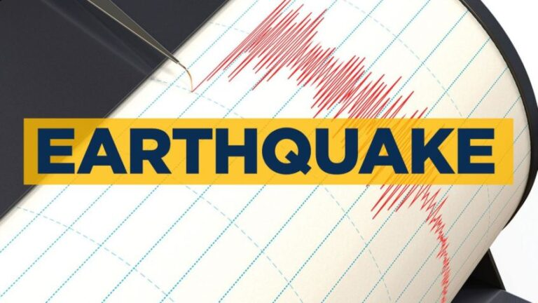 Strong earthquake strikes New Britain region, Papua New Guinea