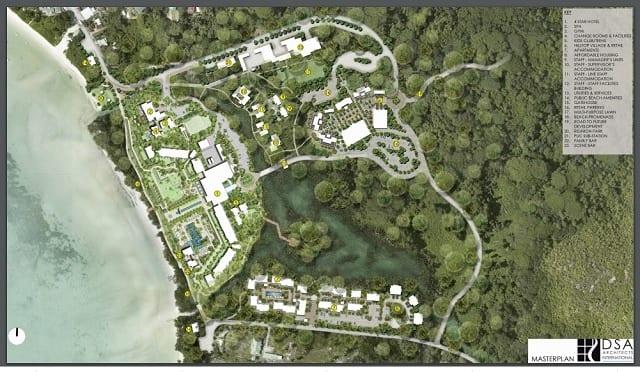 Environmental NGO raises objections against new  Seychelles Hotel Project