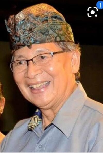 Indonesian Tourism Hero dies: Former Minister I Gede Ardika