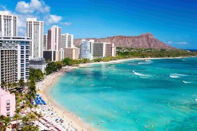 Hawaii hotels remain severely impacted by COVID-19