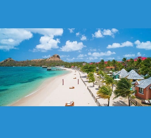 Sandals Beaches and Resorts: Book and travel with confidence
