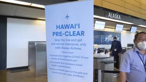 How to bypass COVID-19 arrival lines in Honolulu and Maui