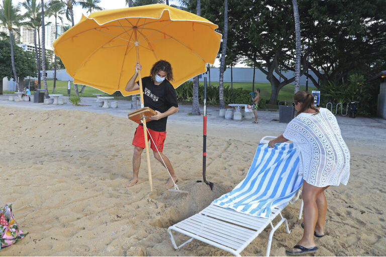 Hawaii tourism still severely impaired by global COVID-19 pandemic