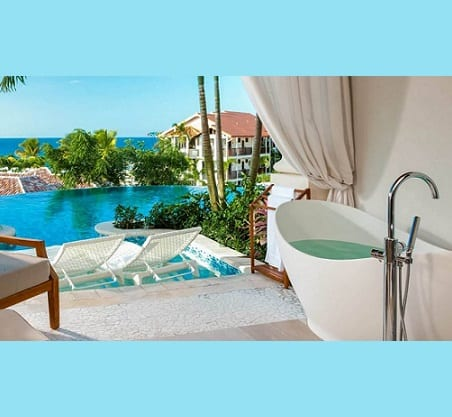 Sandals Grenada in St. George's reopening March 31