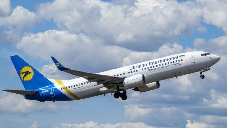 Ukraine International Airlines is gradually restoring its flight network