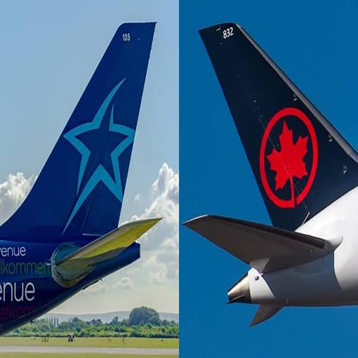 Air Canada and Transat terminate proposed acquisition agreement