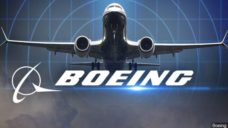 Boeing's revenue down by nearly 50 percent since 2018