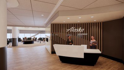 Alaska Airlines to open lounge at San Francisco International Airport