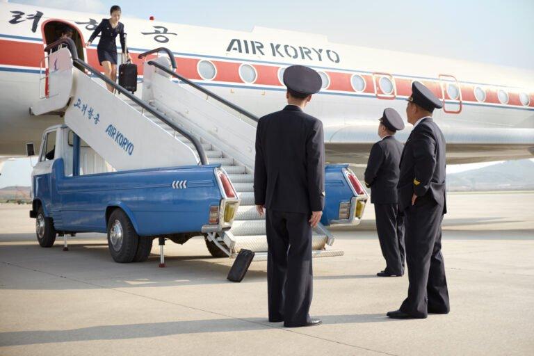 North Korean Air Koryo announces resumption of China flights