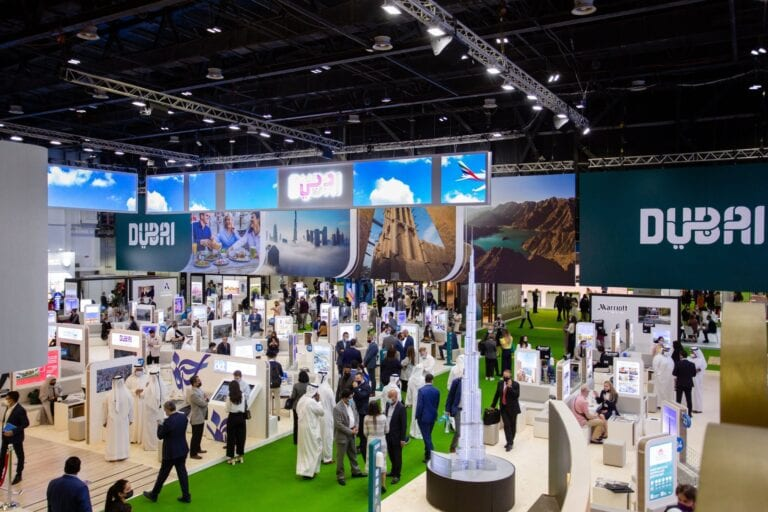 Don't ask, but Arabian Travel Market Dubai set a new trend for Travel and Tourism