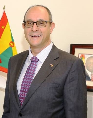 Investor and hotelier Warren Newfield resigns as Grenada's Ambassador at Large and Consul General in Miami