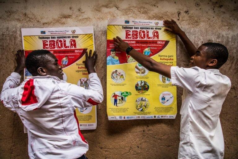 Ebola outbreak over in the Democratic Republic of the Congo