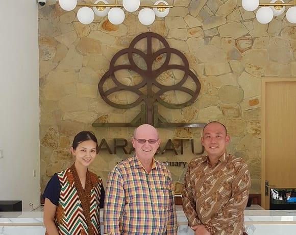 Indonesia Tourism sees opening of Arasatu Villas and Sanctuary