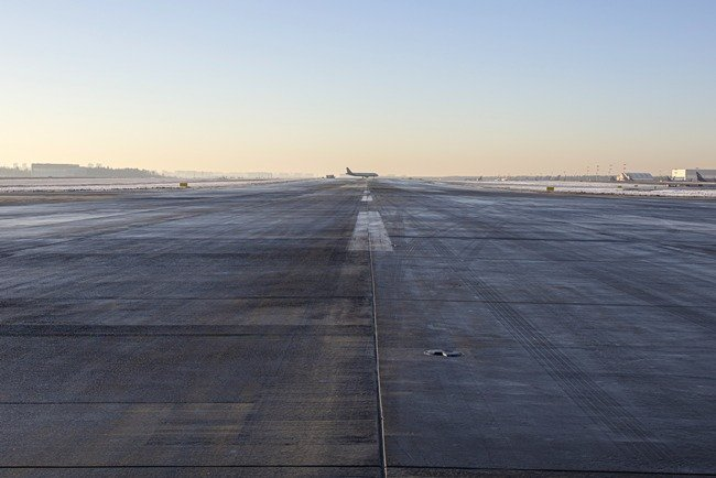Moscow Sheremetyevo Airport Develops New Solution for Airfield Pavement Control