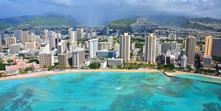 Hawaii hotels revenue up substantially in June 2021