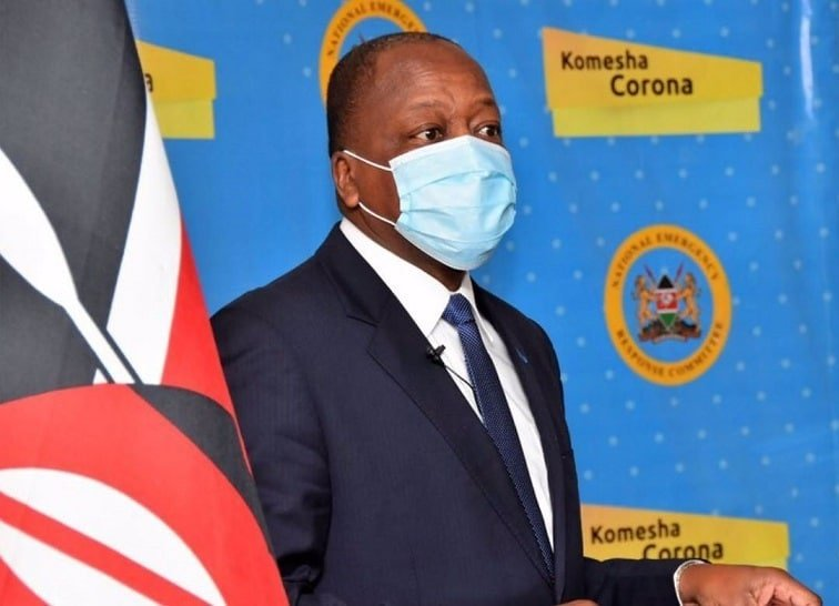 Kenya extends curfew, bans all public gatherings as COVID spikes