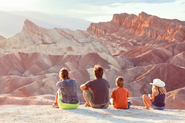 Which US national parks are most family-friendly?