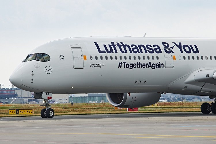 Lufthansa Flies 76,000 People From Frankfurt Airport on First Vacation Weekend