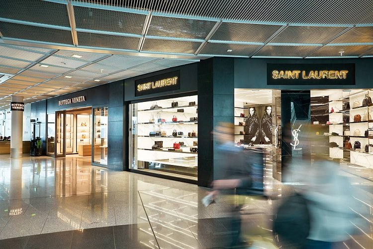 Before Taking Off to Your Holiday Destination: Shop and Dine at Frankfurt Airport!