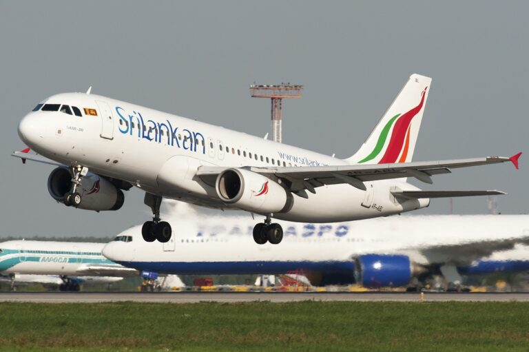 SriLankan Airlines Resumes Moscow – Colombo Flights from Domodedovo Airport