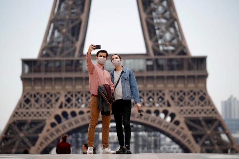 Paris' Most Iconic Tourist Attraction Reopens to Visitors