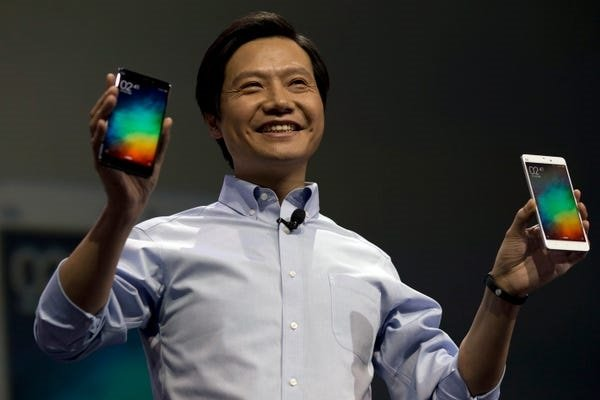 Chinese Xiaomi Dethrones Apple as World's Second Largest Smartphone Maker