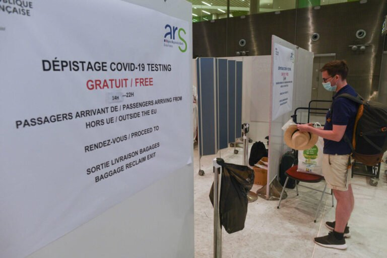 Unvaccinated travelers from UK, Spain, Portugal, Netherlands, Greece and Cyprus must have 24-hour negative COVID test to enter France