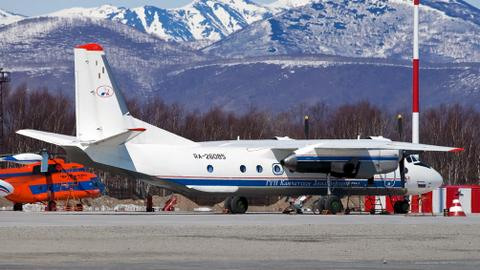 Passenger plane crashed into the Pacific Ocean when trying to land in Petropavlovsk