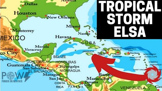 Tropical Storm Elsa leaves Jamaica with $803 million in damages
