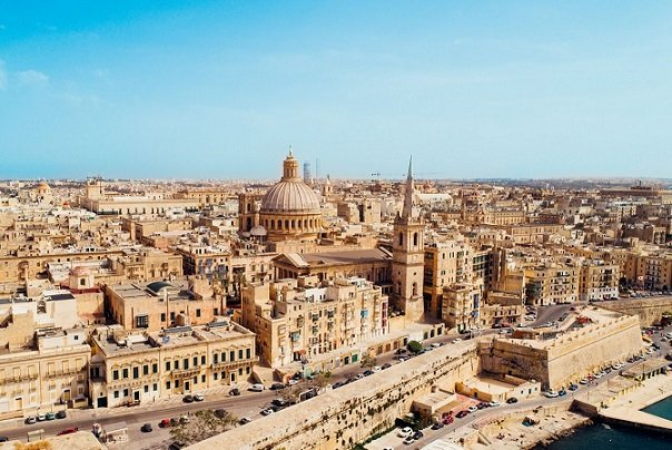 Malta Now Accepting American Vaccination Cards
