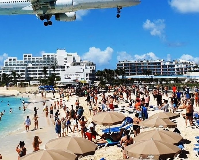 New flights from Florida to St. Martin