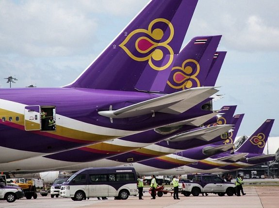 Thailand Enacts 14-day Domestic Flights Ban