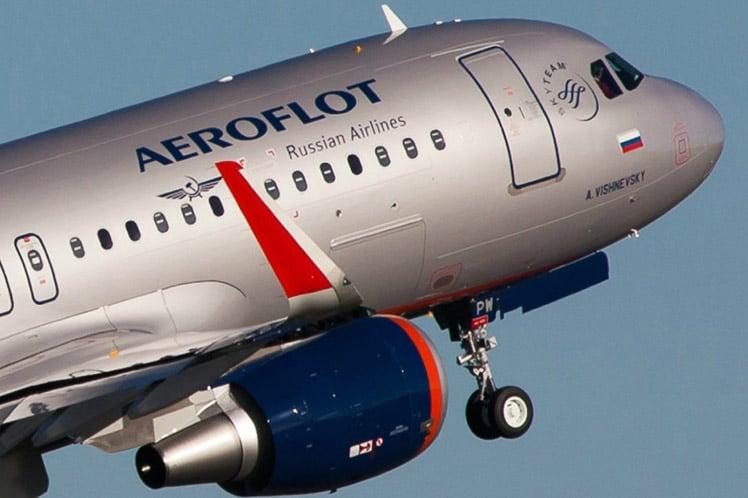 Aeroflot mulls flights to Mexico, Jordan,  Dominican Republic and Mauritius