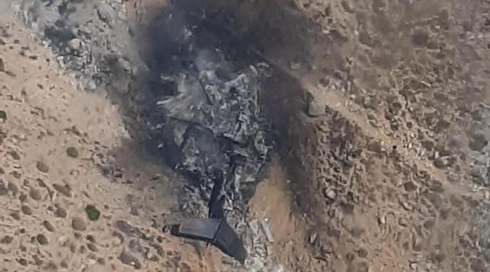 Russian plane crashes into mountain in Turkey killing everyone on board