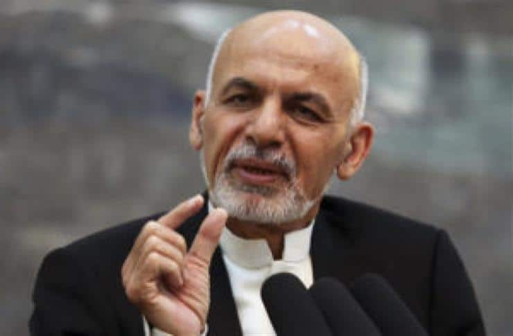 Afghanistan's ex-president settles in UAE with $169 million of stolen cash