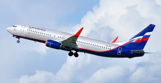 Aeroflot cancels all Bangkok flights due to danger in Afghanistan airspace