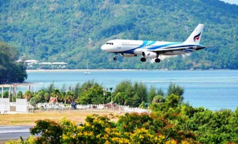 Flights from Bangkok to Samui, Chiang Mai, Phuket, Sukhothai and Lampang resume