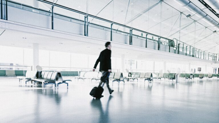 COVID-19 is killing American business travel