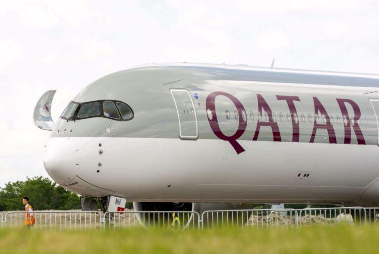 Qatar Airways Grounds Quarter Of Its Airbus A350 Fleet