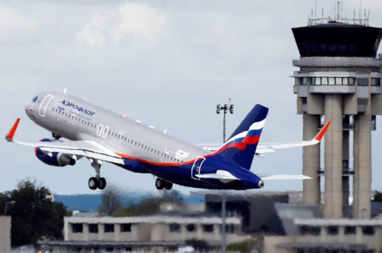 Flights from Moscow to Hurghada and Sharm El Sheikh on Aeroflot now