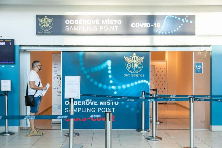 New tough checks for Prague Airport international arrivals