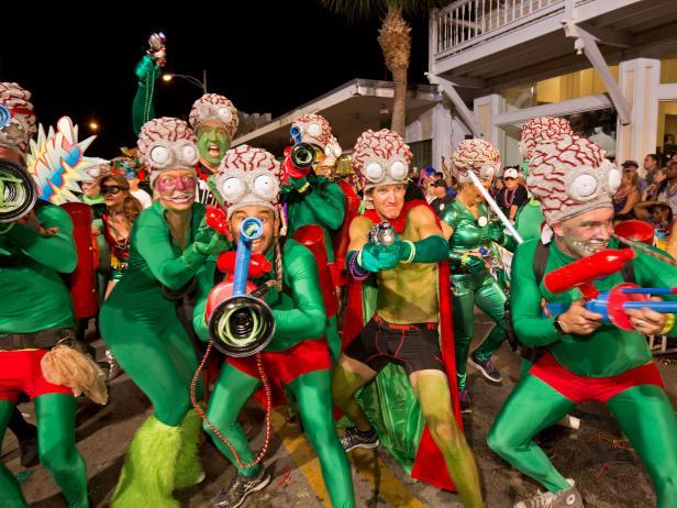 Key West cancels 2021 Fantasy Fest Parade