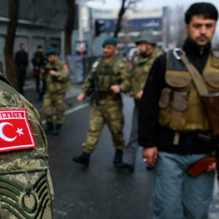 Taliban wants Turkey to run Kabul Airport