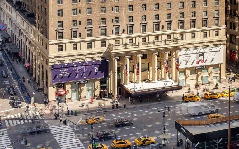 Hotel Pennsylvania in Manhattan succumbs to COVID-19