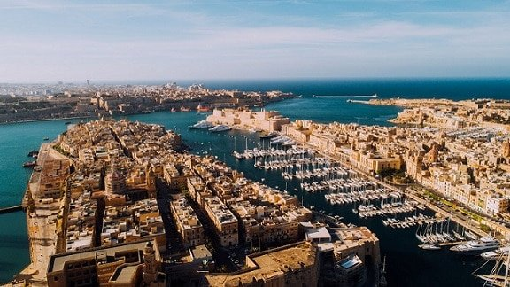 Malta is open to vaccinated Americans