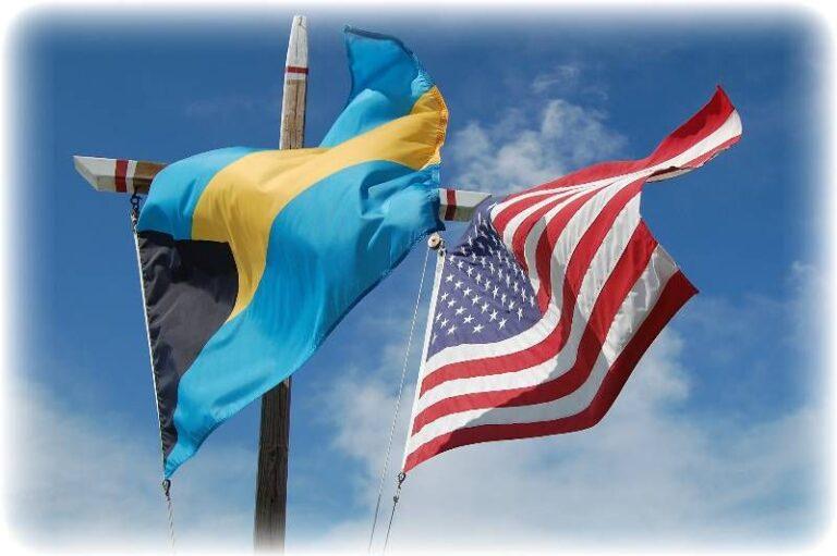 US Travel Warnings, but it's still better in the Bahamas