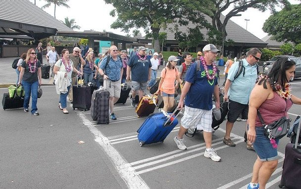 Tourists to Hawaii: We want to see less of you